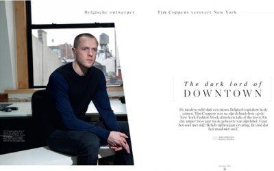 Fashion Week Star: Tim Coppens | March 23,2013