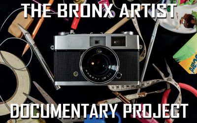 The Bronx Artist Documentary Project Book | 2014