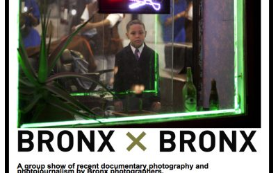 Bronx X Bronx Exhibition | September 2014